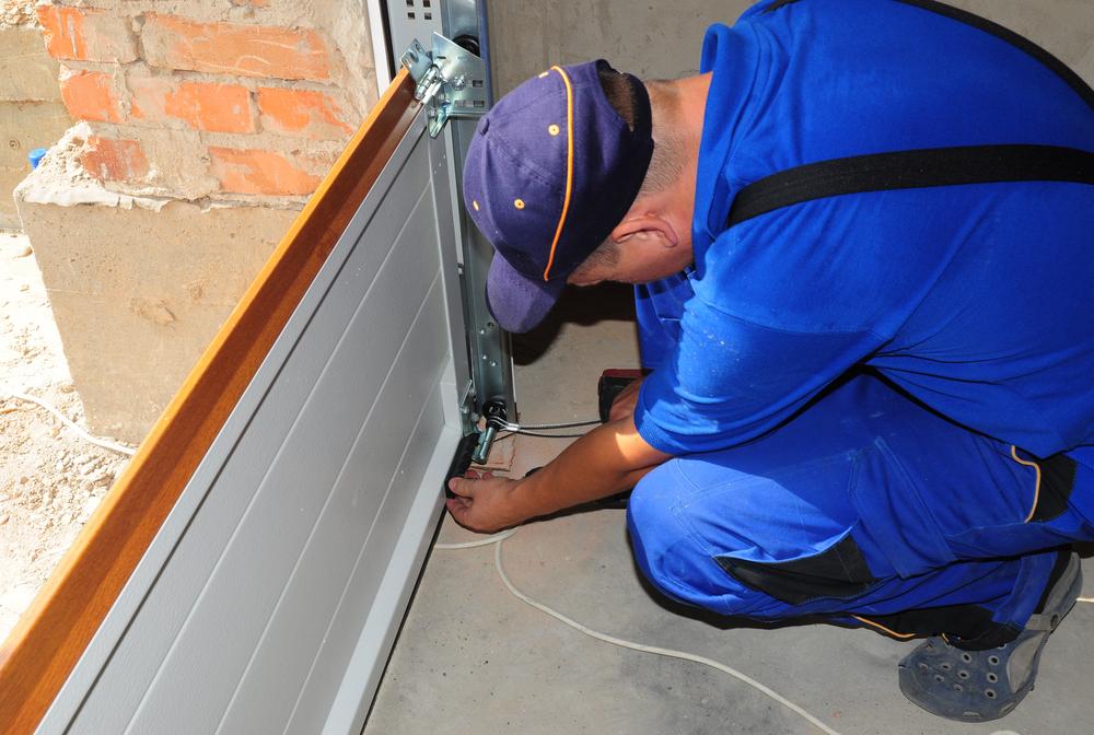 Garage Door Repair in Burlington