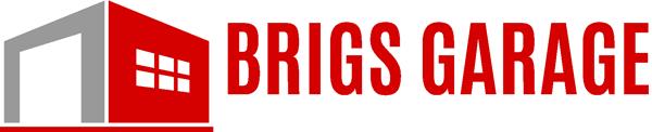 brigs garage doors logo